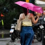 Εκτακτο δελτίο επιδείνωσης καιρού με καταιγίδες και χαλάζι -Πότε και πού θα χτυπήσουν τα φαινόμενα