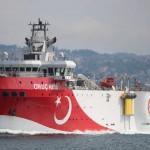 Μέσα στην ελληνική υφαλοκρηπίδα το Oruc Reis – Βήμα-βήμα οι προκλήσεις των Τούρκων