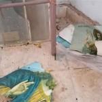 Μετανάστες κατέστρεψαν τον ναό του Αγίου Γεωργίου στην Μόρια – Απίστευτες εικόνες