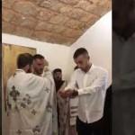 Ποδοσφαιριστής στα Χανιά βαπτίζει Χριστιανό, Αλβανό πρώην συμπαίκτη του!