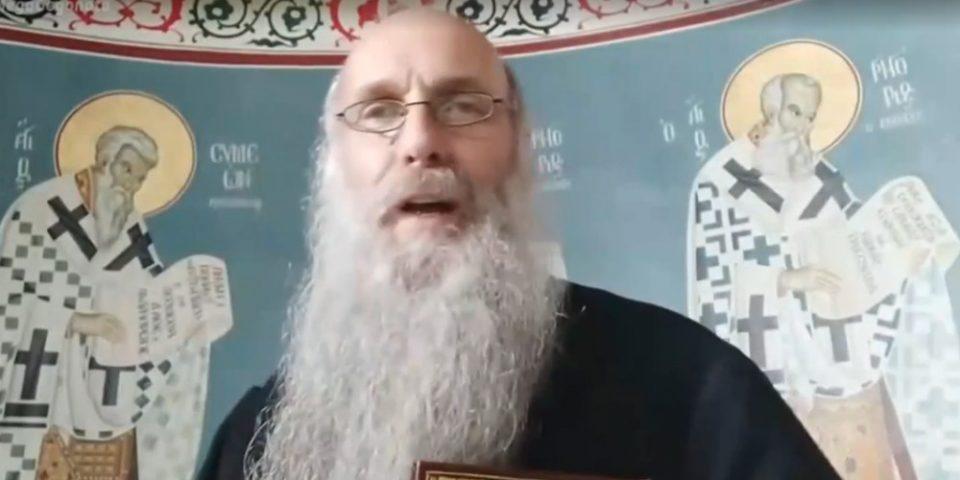 Κορωνοϊός: Νέο κήρυγμα από τον ιερέα – αρνητή του ιού - ΕΚΚΛΗΣΙΑ