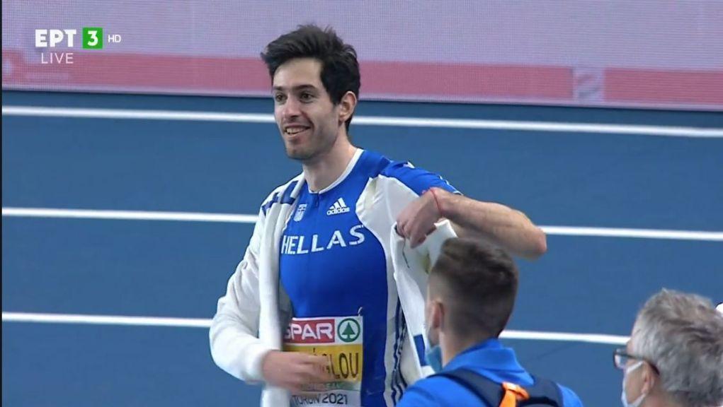 Πρωταθλητής Ευρώπης στο μήκος ο Τεντόγλου με κορυφαίο άλμα στον κόσμο 8.35 μ. - ΑΘΛΗΤΙΚΑ