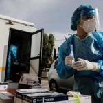 Κορωνοϊός: 40 νέα κρούσματα στην Κορινθία – 2.785 νέα στην Ελλάδα – Ο χάρτης της διασποράς