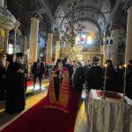 Εσπερινός Ονομαστηρίων του Οικουμενικού Πατριάρχη Βαρθολομαίου - ΕΚΚΛΗΣΙΑ