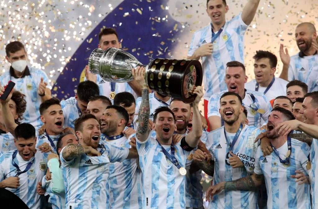 Copa America – Αργεντινή – Βραζιλία 1-0: Ο Μέσι πήρε το πρώτο του τρόπαιο με την εθνική - ΑΘΛΗΤΙΚΑ