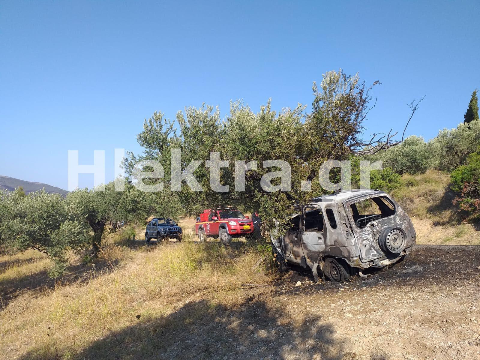 Κορινθία: Ο ιερέας της Αλμυρής ο νεκρός που βρέθηκε σε καμένο όχημα - ΚΟΡΙΝΘΙΑ